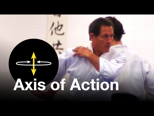Aikido: Axis of Action. Christian Tissier Shihan