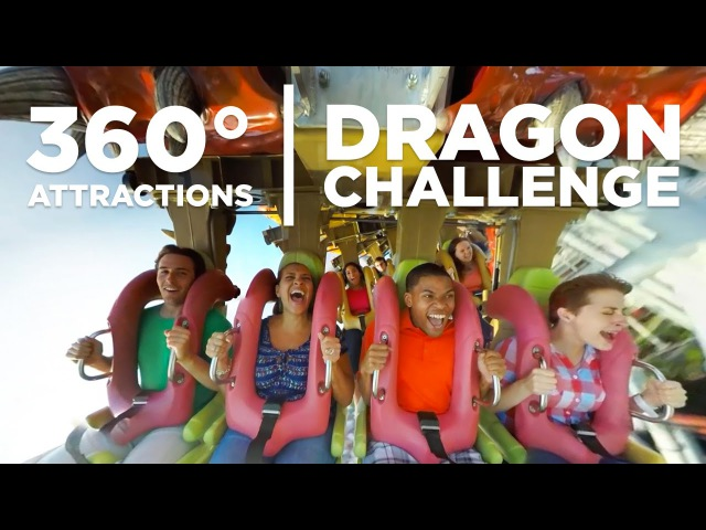 Dragon Challenge™ | Universal 360° Attractions