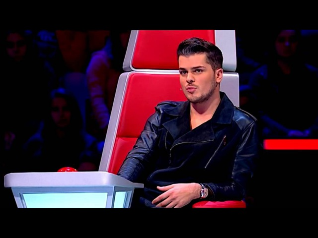 Alexandre Guerra - Creep Radiohead - Prova Cega - The Voice Portugal - Season 2