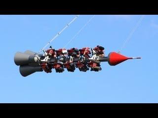 Преодоление гравитации Ракета (Диво Остров, Санкт-Петербург)
