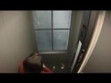 очень страшный лифт