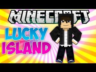 БОЙ НА МОСТУ! - Lucky Island Minecraft #7