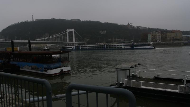 Венгрия, Будапешт, р.Дунай