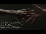 Zedd feat Hayley Williams (Paramore) - Stay The Night (video remix DVJ Piip3nho)