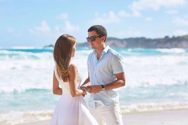 Фотограф, фотосессия и свадьба в Доминикане FOTOSAN