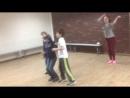 KIDS PROMO , репетиция - Проект Три Медведя , Костя Раскатов - Панда . Февраль 2016 г.