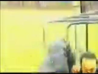 Айкидо в уличном исполнении
