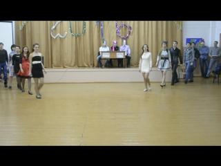 #танцынатнт 10Акласс.2015год