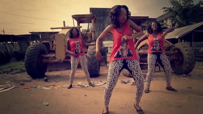Jiji Creas - La Waka (La Partageuse Sans Compteur) (HD) (2014) (Камерун) (Bikutsi/Dance) (Хит Бомба)