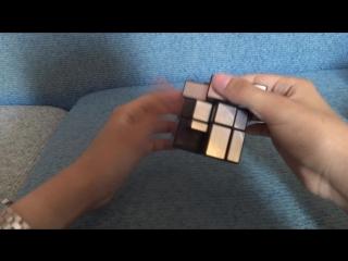 Сборка кубика 3Х3