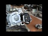 Притирка клапанов на скутере 4т, repair cylinder head scooter YouTube