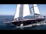 Perini Navi 60m SY Perseus3 Sea Trials