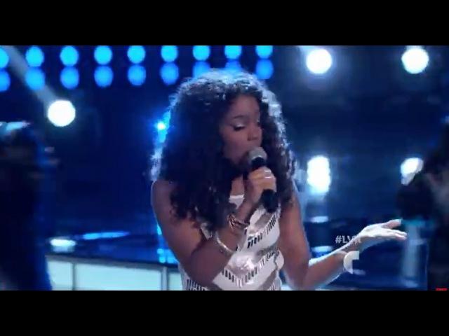 Amanda Mena canta 'Alma Gemela' y 'Uptown Funk' en La Voz Kids