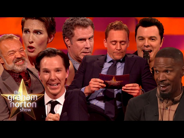 Celebrities Impersonating Other Celebrities - The Graham Norton Show