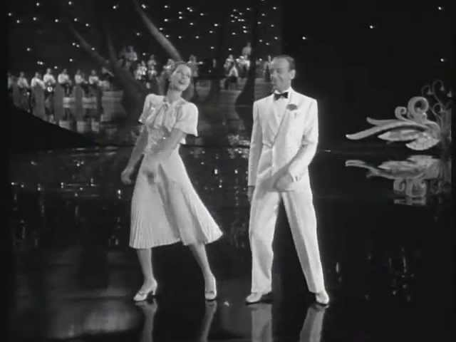 Fred Astaire and Eleanor Powell. Begin the Beguine Tap dance duet