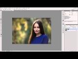 Простой способ заменить фон на фото в фотошоп