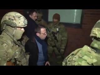 """Геннадий Корбан повторно задержан """"Альфой"""" СБУ 25.12.2015"""