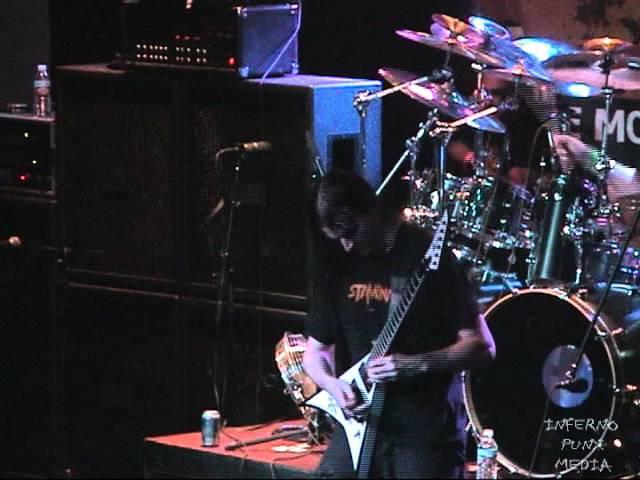 NECROPHAGIST Live at Fort Cheyenne Events Center in Las Vegas, NV 06/14/07