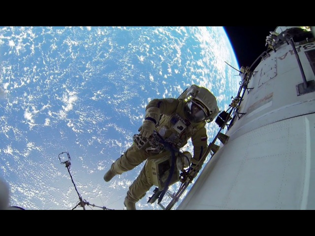 Год на орбите. Дорога на Луну. Фильм 6 / A Year In Space. Road to the Moon [NR]