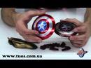Капитан Америка Мстители Captain America Avenger 1 6 Hot Toys