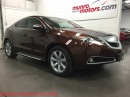 2010 Acura ZDX SH AWD Navigation Technology Panoramic Roof SOLD Munro Motors