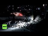 Видео с места мощного взрыва в Стамбуле