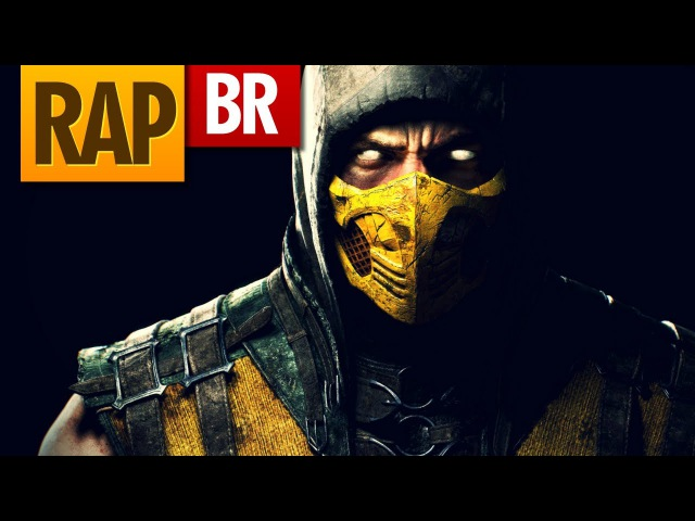 Rap do Mortal Kombat Tauz RapGame 18