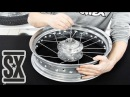 Wheel Building Truing Cafe Racer