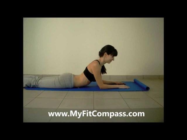 Упражнения для кифоза/сутулости-2. Как исправить сутулость/осанку?