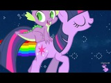 Nyan Cat DnB Remix Twilight Sparkle Edition [PonyDub]