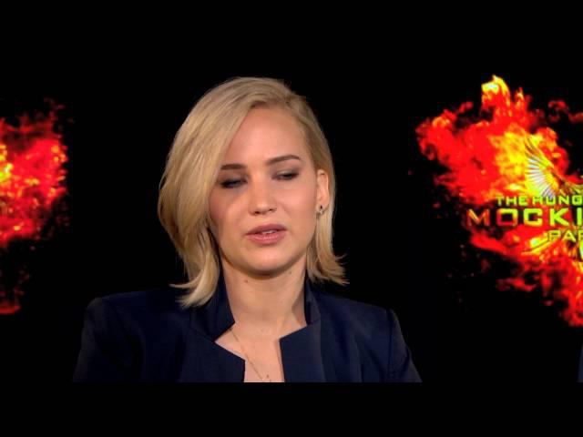 Assistir Jogos Vorazes A Esperança O Final - Entrevista Jennifer Lawrence