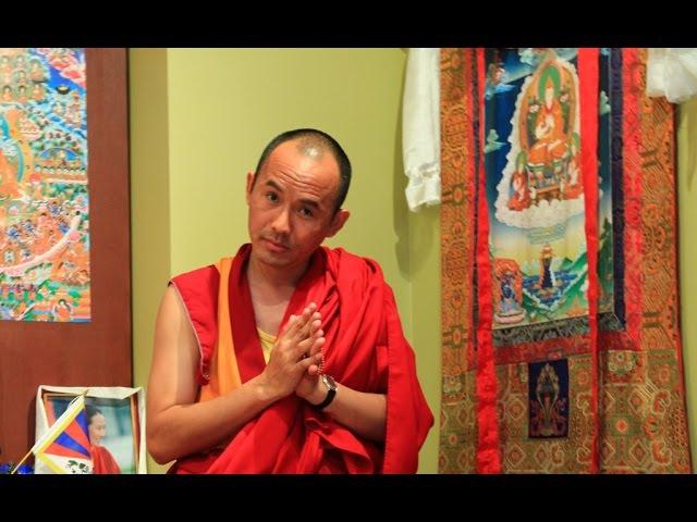 Три Драгоценности. Качества Будды, Дхармы и Сангхи,Геше Нгаванг Тукдже,(20.11.2011)