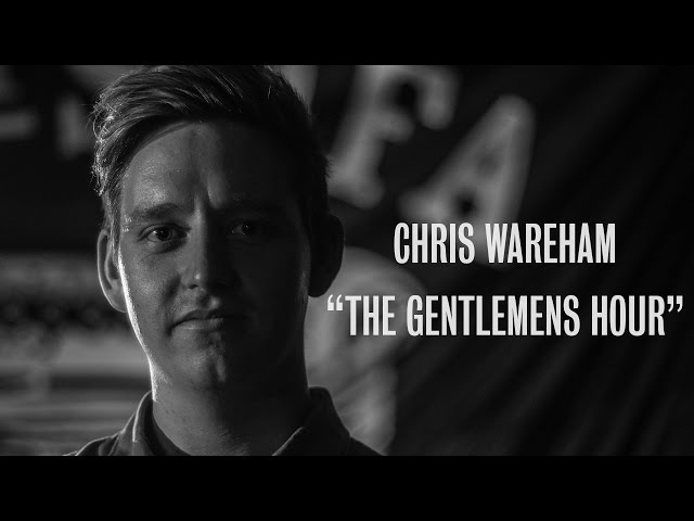 Chris Wareham - The Gentleman's Hour - Ont Sofa Sensible Music Sessions