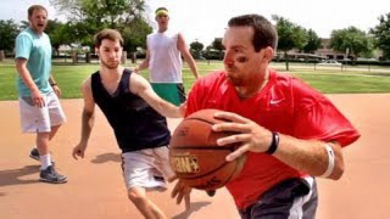 Pickup Basketball Stereotypes