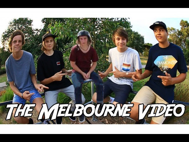 Jesse Bayes, Wade France, Tyler Marinovic, Cooper Elgar | The Melbourne Video FT Josh Milovanov