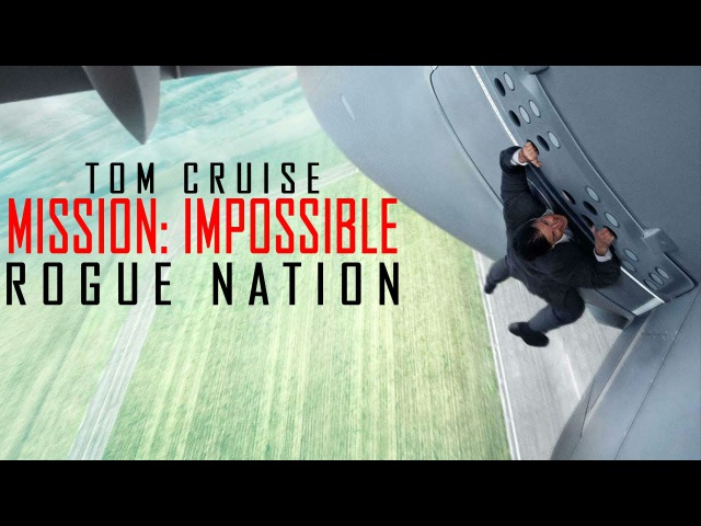 Mission Impossible: Rogue Nation – EXCLUSIVE TOM CRUISE AIRBUS STUNT (Behind the Scenes)