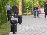 В Калининграде обустроили главный вход в парк Макса Ашманна