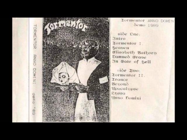 TORMENTOR - Anno Domini FULL DEMO (1989)