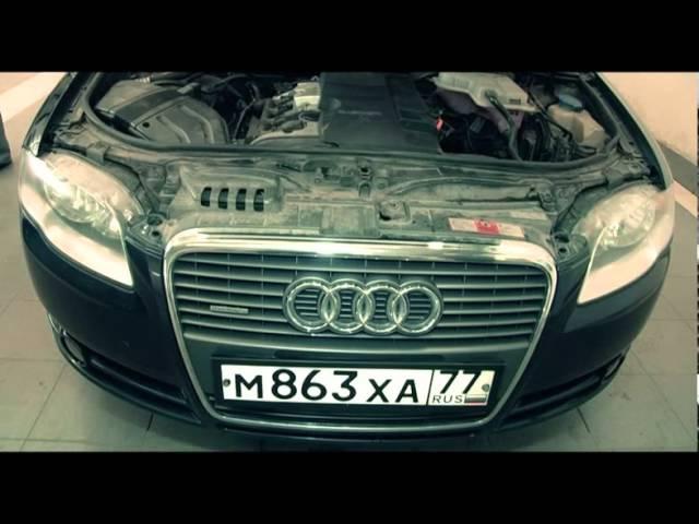 Audi А4, 2005 г.VAG Kirov/43 регион