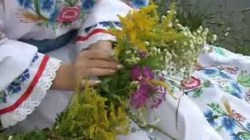 Ансамбль РАДЗIМIЧЫ (БЕЛАРУСЬ) - КУПАЛIНКА