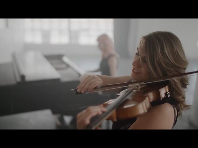 Skyrim - Streets of Whiterun (Violin and Piano Cover) - Taylor Davis and Salome Scheidegger
