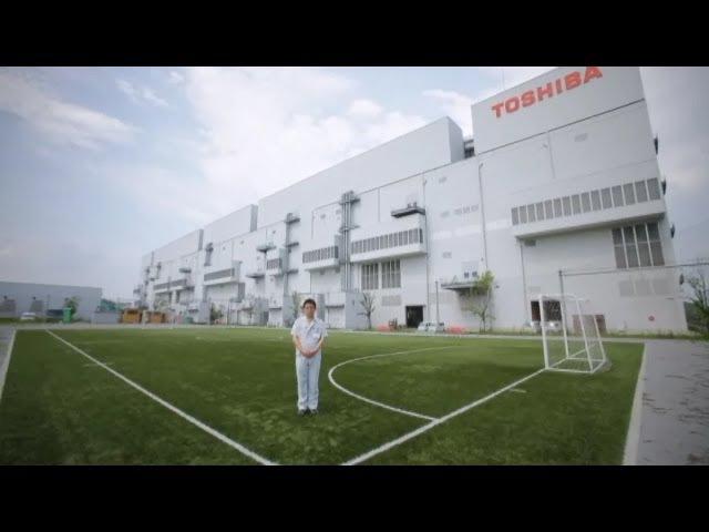 (EN) TOSHIBA YOKKAICHI Operations (NAND Flash Memory Production Facility)