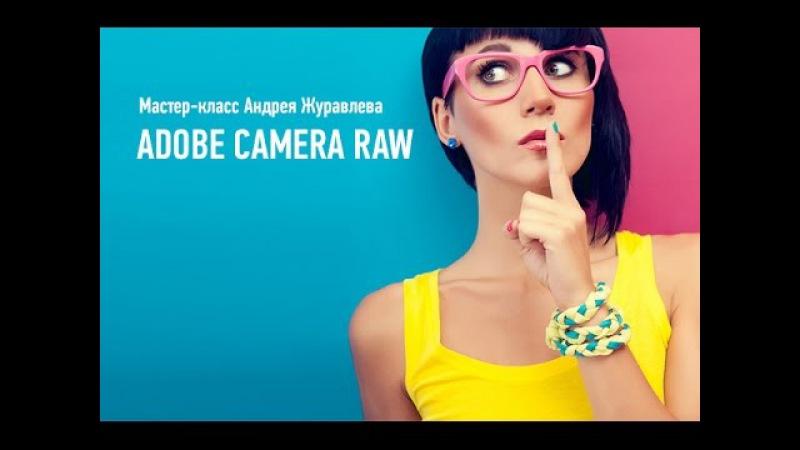 Онлайн мастер-класс Adobe Camera Raw. Андрей Журавлев