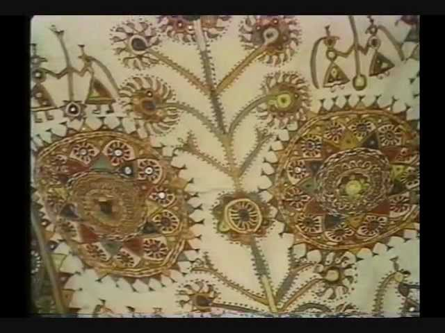Shisha or Mirror Work Embroidery