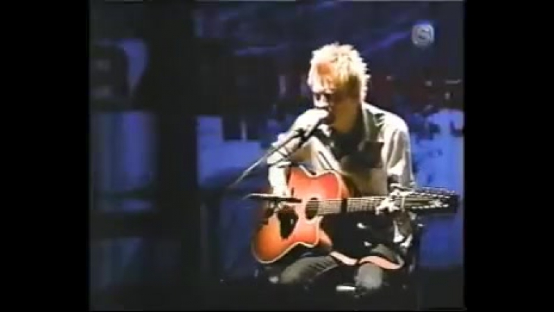 RADIOHEAD Street Spirit fade out acoustic at Liquid Room Shinjuku Japan June 24 1995