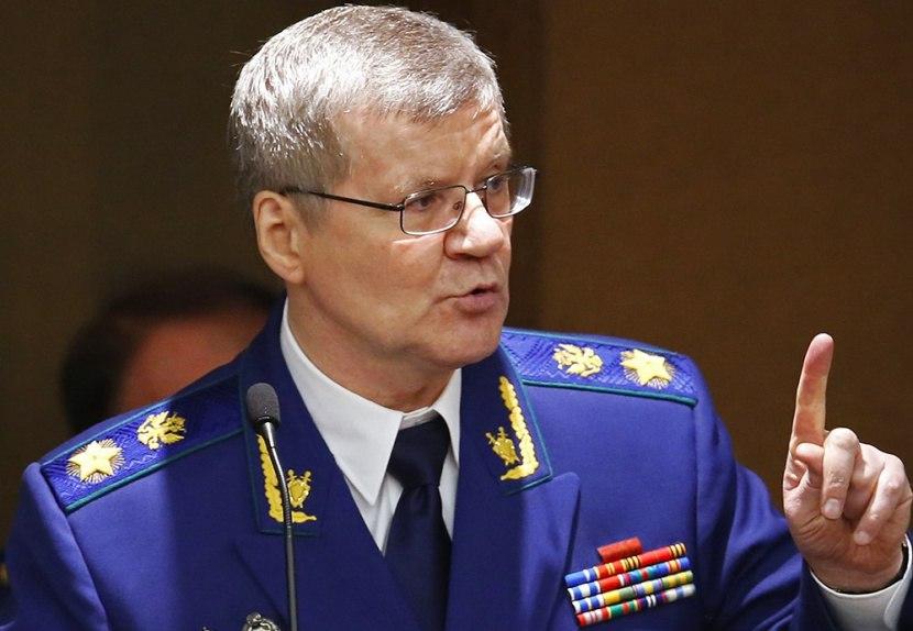Юрий Чайка: «Работники прокуратуры не должны подменять функции контролирующих органов»
