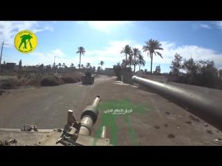 Ирак.Бой глазами экипажа танка М-1 Абрамс часть -2