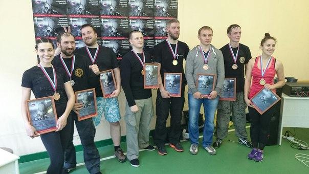 Открытый Чемпионат Черноземья по спортивному ножевому бою