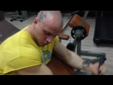 Alexander Tumanov trains special for the Whey Market