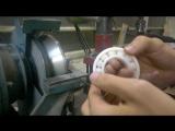 Подшипник методом 3D печати.